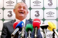 'It's the FAI's choice': Kinger in the dark about November friendly plans
