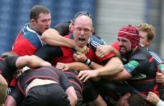 'Munster play best when their backs are to the wall' – David Wallace
