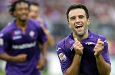 Giuseppe Rossi hits 15-minute hat-trick to stun Juventus