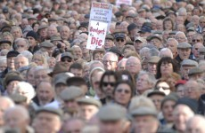 """It's time to shout stop."" – Elderly people to protest outside Dáil"