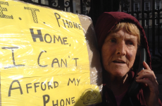 VIDEO: Pensioners at today's protest believe the worst is yet to come