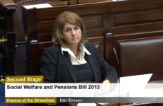 Social Welfare and Pensions Bill passes second stage in Dáil