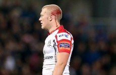 Anscombe predicts 'fine future' for Olding as he stars at fullback