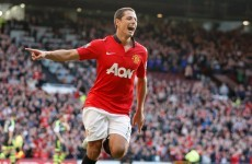 All the goals from Old Trafford as United beat Stoke 3-2