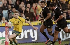 Exile: James O'Connor signs with London Irish until end of season