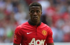 Moyes insists Zaha will be get his chance but may send him out on loan