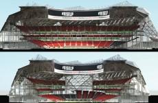 Here's what the futuristic, $1.2 billion Atlanta Falcons stadium will look like