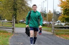 O'Driscoll and O'Connell set for first Irish appearance together in two years