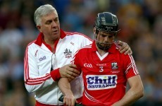 Ger Cunningham resigns after two years as Cork hurling selector