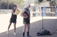 'I'll be putting suncream on at nighttime' — Daniel Flynn gets used to life in the AFL