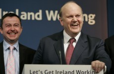 That's all folks: Troika wrap up their final visit to Ireland today
