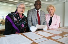 NUIM dedicates book and audio archive to activist 'ahead of his time'