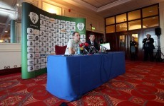 O'Neill won't rush any decisions before Latvia friendly