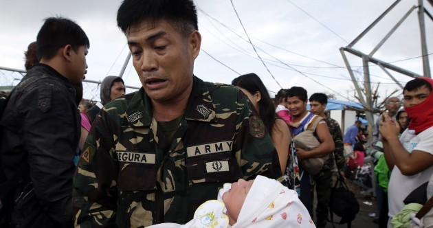 100 tonnes of Irish aid due to arrive in the Philippines