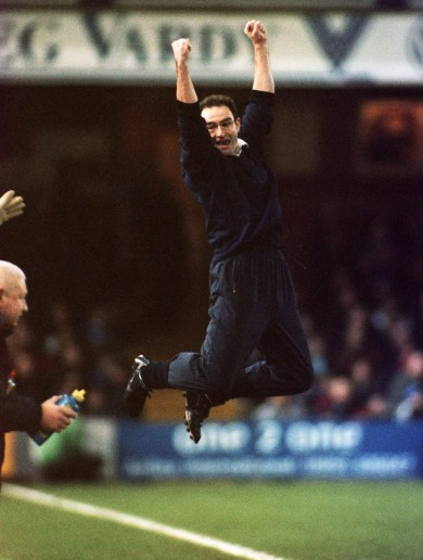 A guide to… perfecting Martin O'Neill's trademark celebration