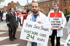 """""""We are putting our trust in the HSE"""" – junior doctors"""