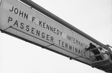 Ever flown through JFK airport? This is the moment it got its name.