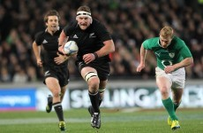 'Kieran Read is the best player in the world right now' – David Wallace