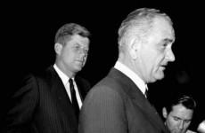 New documents show how the Irish Ambassador viewed America after Kennedy's death