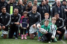 End of season fatigue? Richie McCaw says he's just getting started