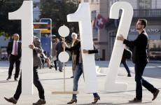 Swiss vote against '1:12′ cap on executive pay