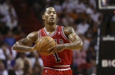 Chicago Bulls without Derrick Rose for another season after knee injury
