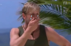 Kian from Westlife sobs on telly when he spots his wife  … It's The Dredge