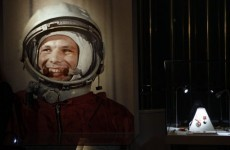 Celebrations mark 50th anniversary of man's first journey into space