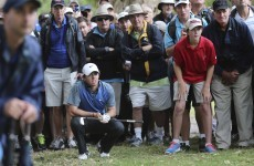 Scott holds two shot lead in Sydney despite McIlroy's 65