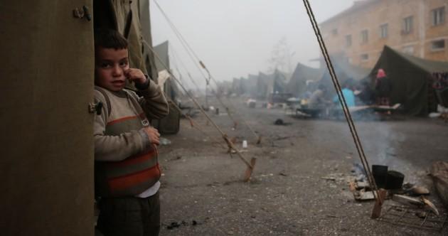 Squalid camps, bleak prospects greet Syrian refugees at EU's door