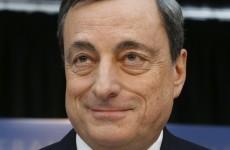 Steady as she goes: ECB holds interest rate at record low of 0.25 per cent