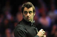 Birthday boy O'Sullivan crashes out of UK Championships