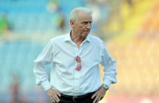 Trap reveals he could be managing at the 2014 World Cup