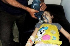 'Clear and convincing evidence' that chemical weapons used in Syria