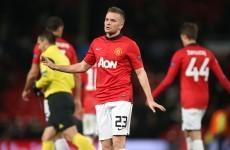 'I've had a few average games' admits Man Utd's Tom Cleverley