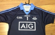 What do you think of the new Dublin goalkeeper jersey?
