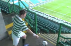 Is this the best crossbar challenge you've ever seen?