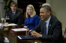 Obama meets heads of Twitter, Facebook and Apple to discuss NSA spying