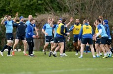 Leinster hit with five-day turnaround for crunch Heineken Cup matches