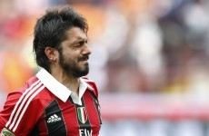 'I would kill myself' if found guilty of match-fixing, says Gattuso