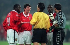 """Action Replay: the night Keano redefined the word """"captaincy"""""""
