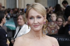 J.K. Rowling to produce Harry Potter play in London's West End