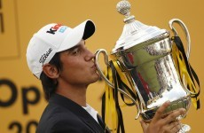 In the swing: Manassero's meteoric rise a particularly European phenomenon