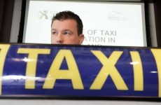 'There are people driving taxis who shouldn't be,' – Alan Kelly