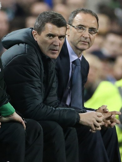 How Roy Keane and Martin O'Neill restored our faith in Irish football in 2013