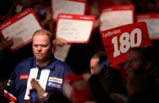 Van Barneveld ousted from PDC World Championship