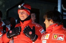 Fears for Michael Schumacher's life as F1 star remains in coma after ski accident