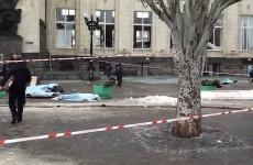 Second bomb blast in Russian city kills at least 10 people