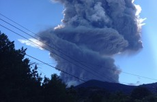 El Salvador begins evacuations after volcano spews out gas and ash