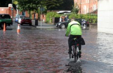 Flood warnings as high tides expected in Cork and Dublin